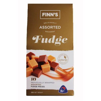 Finns-assorted-fudge wholesale Whistler Foods