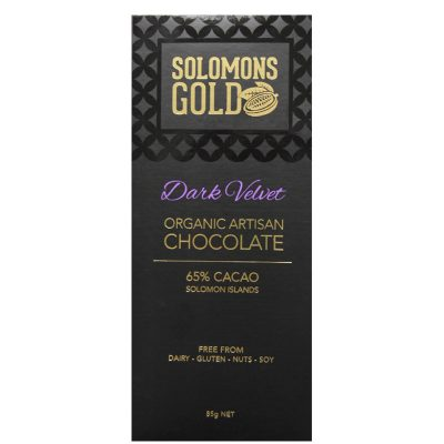 Solomons Gold Dark Velvet Chocolate Whistler Foods