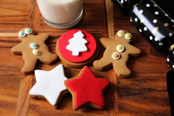Molly Woppy Christmas Gingerbread cookies Whistler Foods NZ